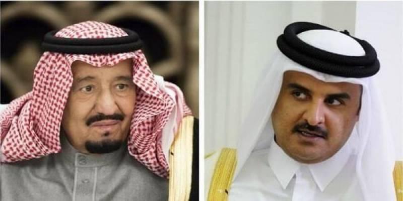 سعودی عرب سمیت 6 عرب ممالک اور قطر کے درمیان تعلقات کی بہتری کیلئے عالمی قوتیں دوبارہ متحرک