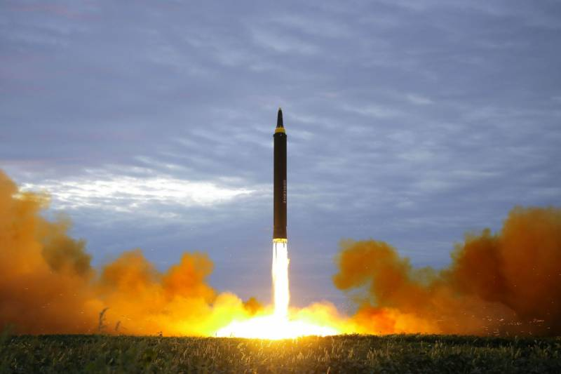 شمالی کوریا کا ایک اور میزائل تجربہ