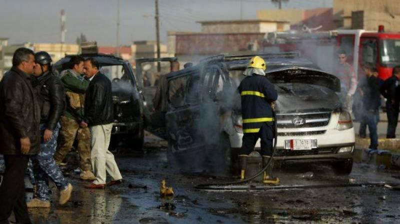عراق میں خود کش دھماکے میں 74افراد ہلاک
