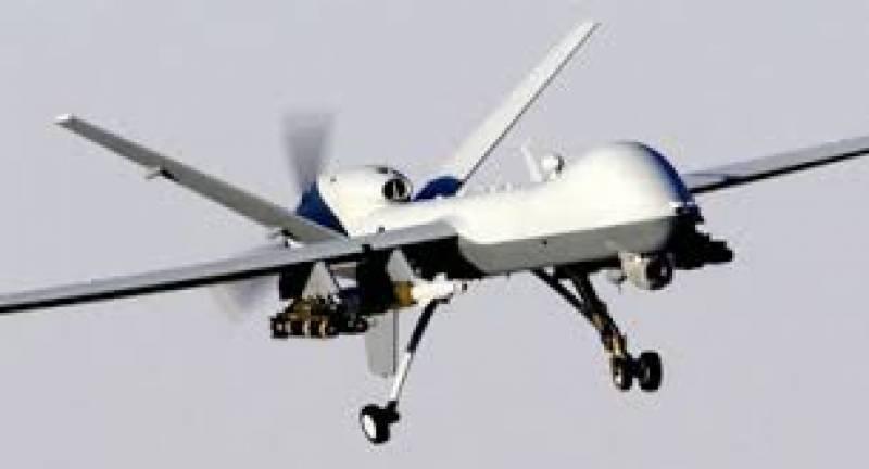 پاک افغان سرحد کے قریب ڈرون حملہ، مولانا عصمت ضعیف سمیت 3 افراد ہلاک