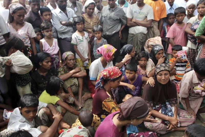 روہنگیا مسلمانوں کو واپس وطن بھیجنے کے عمل کی تائید کی جائے: انڈیا کا سپریم کورٹ میں موقف