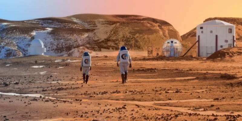 مریخ کا سفر صرف 10 ہفتے میں ممکن