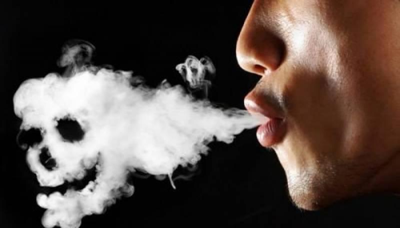 سال 2016 میں 71 لاکھ افراد تمباکو نوشی سے موت کے منہ میں چلے گئے
