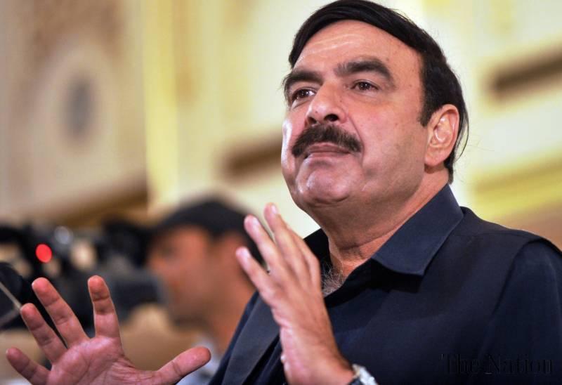 نواز شریف کو جیل میں ڈال کر آئی ایم ایف کا قرضہ چکایا جائے، شیخ رشید