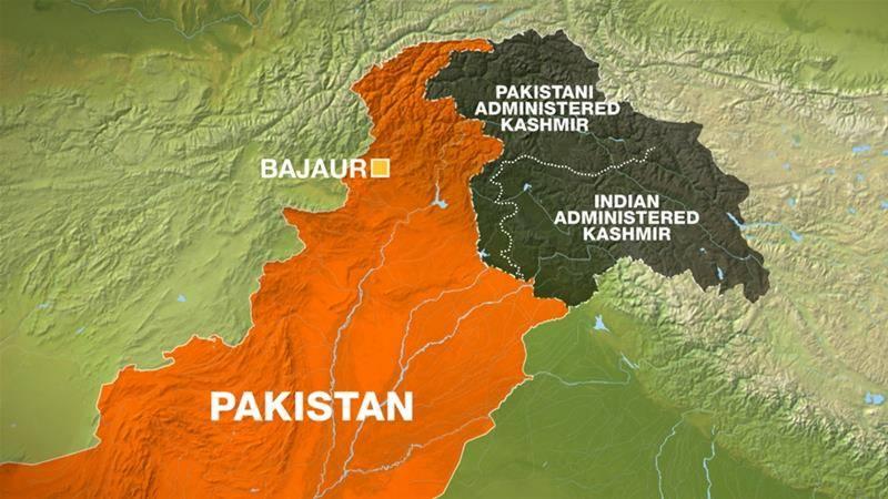 باجوڑ ایجنسی میں بم حملہ پولیٹیکل تحصیلدار سمیت 5افراد شہید