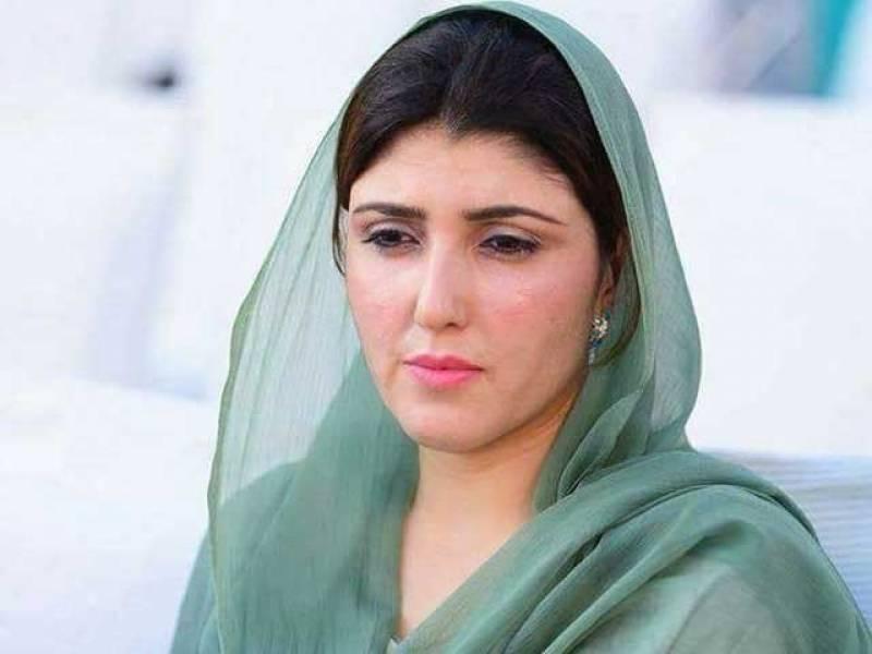 عائشہ گلالئی نے پارٹی میں نیا دھڑا بنانے کا اعلان کر دیا