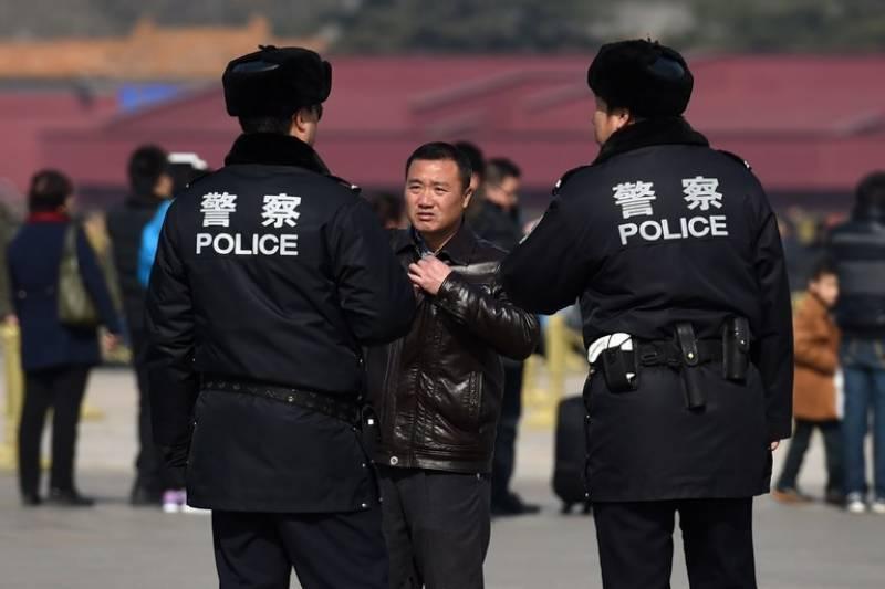 چین میں انٹرنیٹ اور ٹیلی کام فراڈ کے مقدمات سے وابستہ 124 افراد کوگرفتار کرلیا گیا