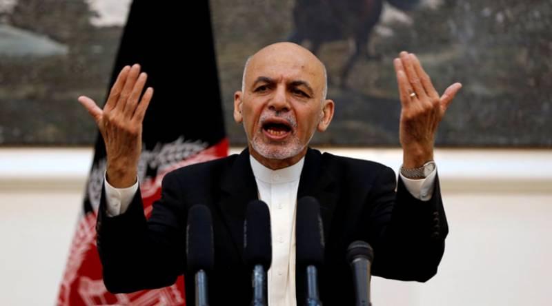 ٹرمپ کی نئی حکمت عملی نے طالبان کو پیغام دیدیا ہے کہ وہ اب جیت نہیں سکتے : افغانی صدر
