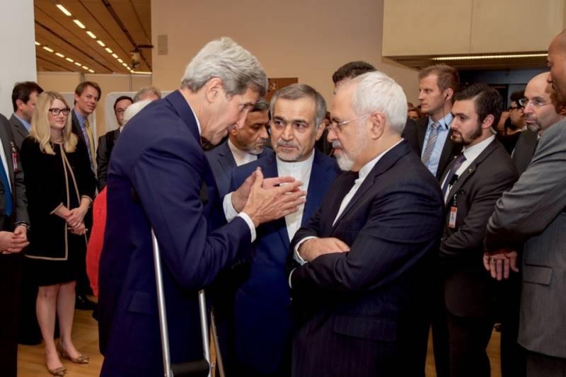 ایرانی میزائل تجربے نے جوہری معاہدہ ختم کر دیا ہے،ٹرمپ
