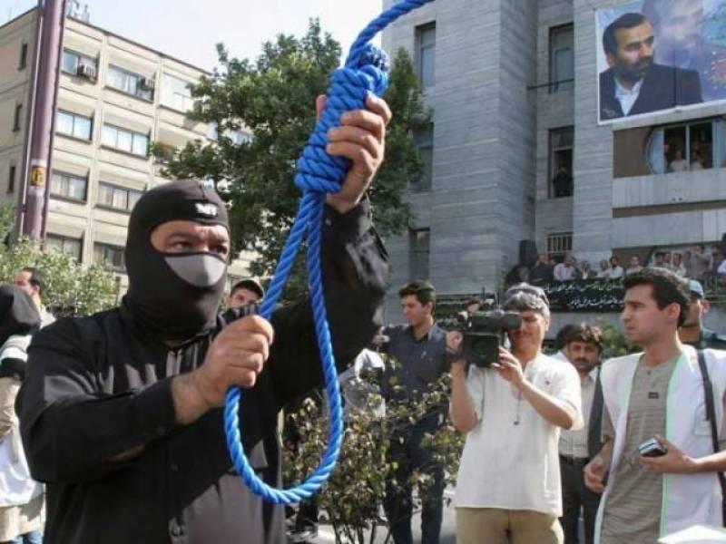 ایران میں سرکردہ اپوزیشن رہنماﺅں کی سزائے موت کی تیاری کا انکشاف