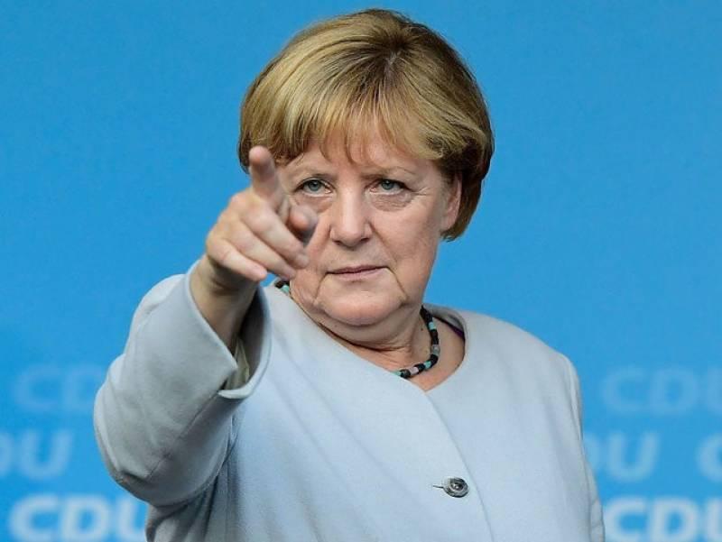 انجیلا مرکل چوتھی بار جرمنی کی چانسلر منتخب ہو گئیں