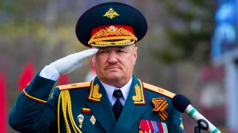 داعش کا شام میں حملہ، روسی جنرل ہلاک