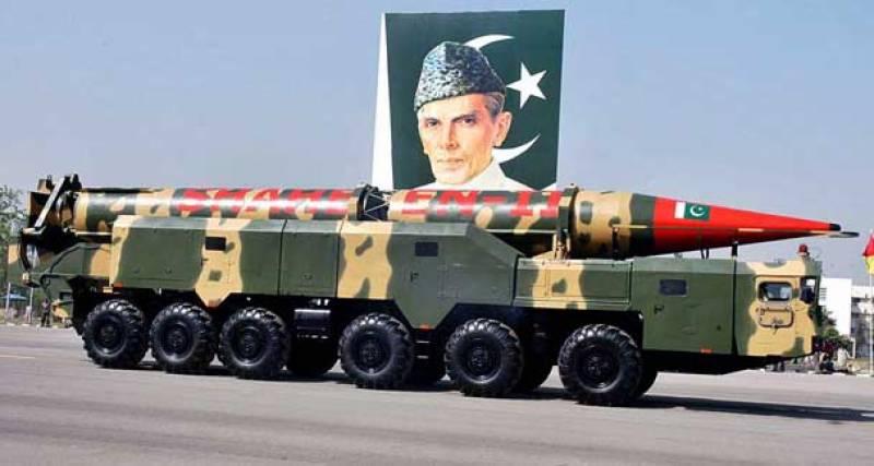 بھارت نے پاکستان کے ایٹمی ہتھیاروں کو نشانہ بنانے کا منصوبہ بنا لیا