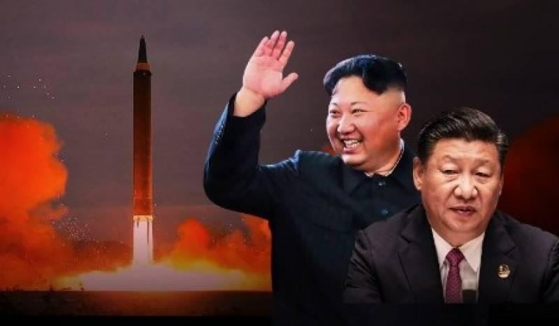 چین نے شمالی کورین کمپنیوں کو بند کرنے کے احکامات جاری کر دیے