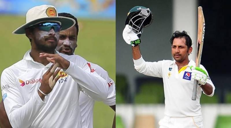 پاکستان سری لنکا آخری ٹیسٹ کل سے شروع ہوگا