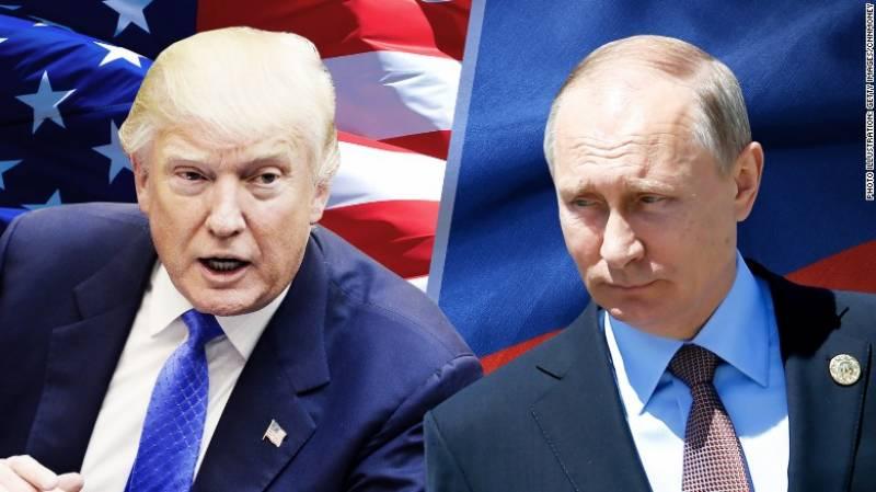 ٹرمپ کو کامیاب کرانے کے لیے روس نے مداخلت کی،امریکی سینیٹ کمیٹی