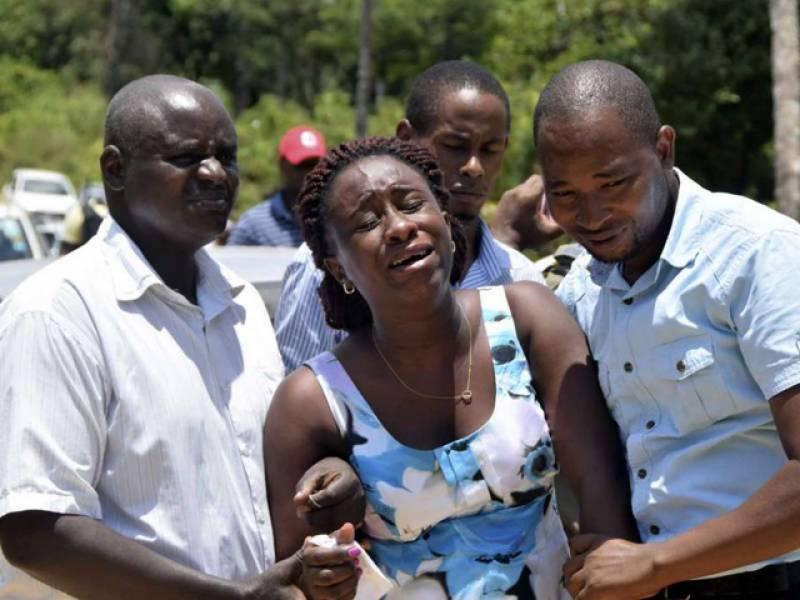 کینیا: دہشتگردوں کی یونیورسٹی وین پر فائرنگ، 2ہلاک متعدد زخمی