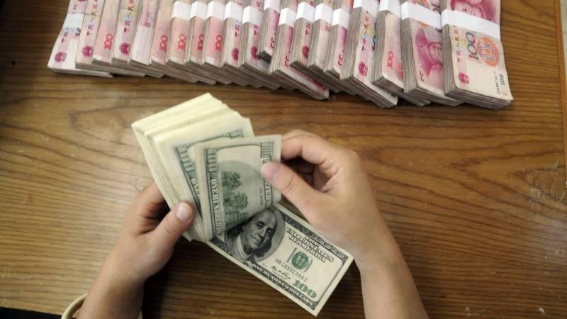 ستمبر کے دوران چین کے زر مبادلہ کے ذخائر میں17 ارب ڈالر کا اضافہ