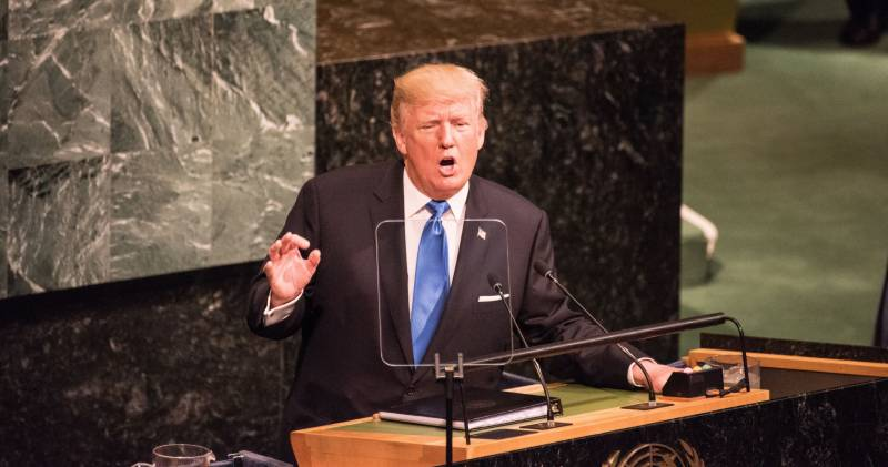 ٹرمپ آج ایران سے جوہری معاہدہ ختم کرنیکا اعلان کر سکتے ہیں