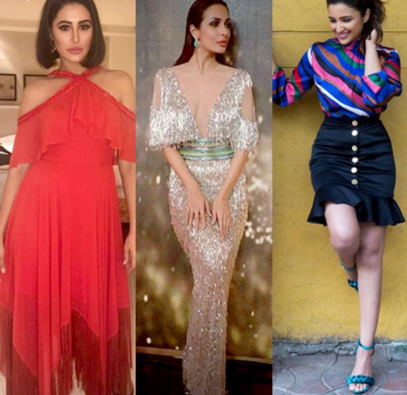 معروف بھارتی اداکارہ ملائکہ اروڑا، پرنیتی چوپڑا اور نرگس فخری پکڑی گئیں