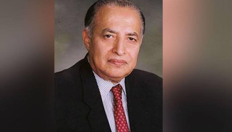 سابق چیف جسٹس سپریم کورٹ اجمل میاں کراچی میں انتقال کر گئے