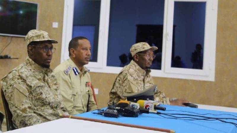 موغادیشو،ٹرک حملہ ،آرمی چیف اور وزیردفاع عہدوں سے مستعفی ہو گئے