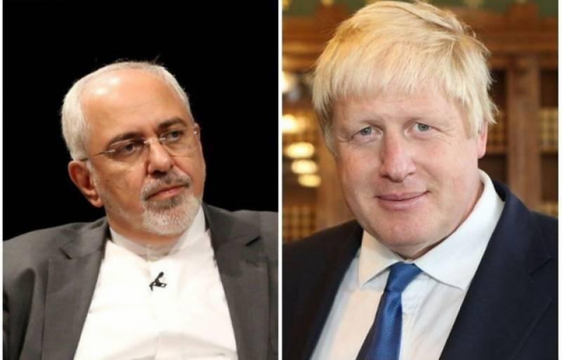 برطانیہ کی جانب سے ایرانی جوہری معاہدے کی حمایت کا اعلان