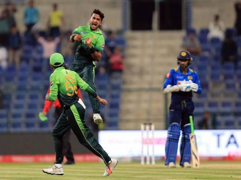 پاکستان کی سری لنکا کے خلاف 32 رنز سے فتح