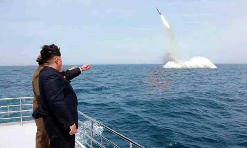 کسی دوسرے ملک کیخلاف ایٹمی ہتھیار استعمال کرنے کا ارادہ نہیں : شمالی کوریا