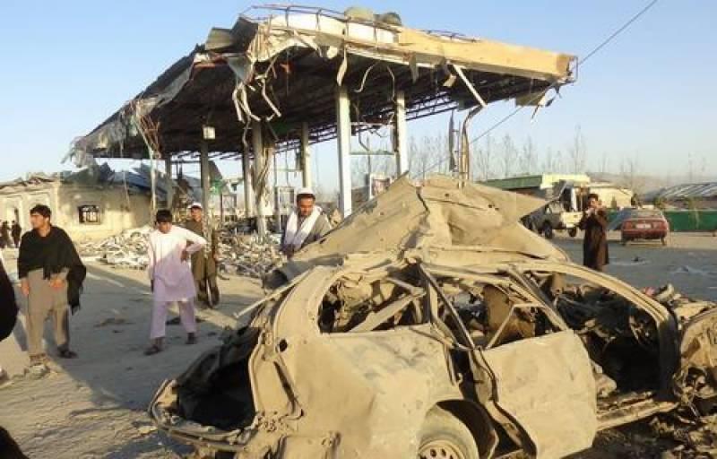 کابل، خودکش حملے میں 74 سے زائد افراد ہلاک، متعدد زخمی