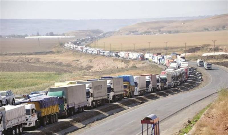 ترکی کبھی بھی عراق سے ملحقہ سرحد کو بند کر سکتا ہے: طیب اردگان