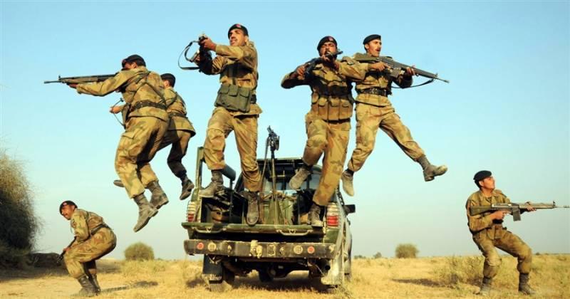 پاک فوج میں سپاہیوں کی بھرتی 15 اکتوبر سے 15 نومبر2017 تک جاری رہے گی،ریکروٹمنٹ سنٹر