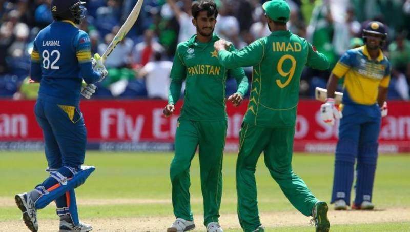 پاکستان اور سری لنکا چوتھے ایک روزہ میچ کیلئے آج شارجہ میں مدمقابل ہونگے