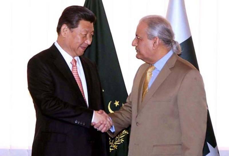 چین اور پاکستان تعاون پر مبنی شراکت داری کو پارلیمانی سطح تک توسیع دینگے