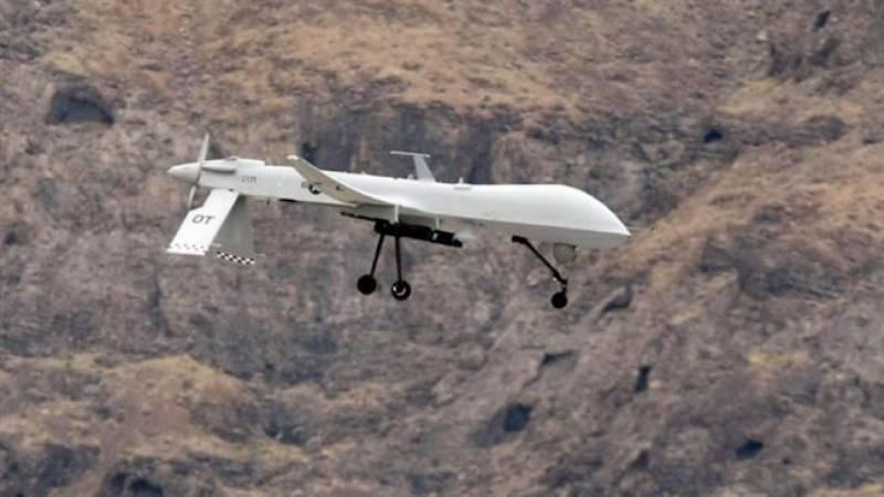 پاک افغان سرحد پر امریکہ کا پانچواں ڈرون حملہ ، 12 افراد ہلاک