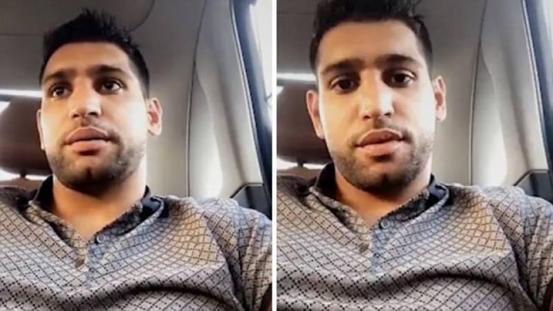 عامر خان غیر اخلاقی پیغامات بھیجتے رہے، سکول ٹیچر صوفیہ کا الزام