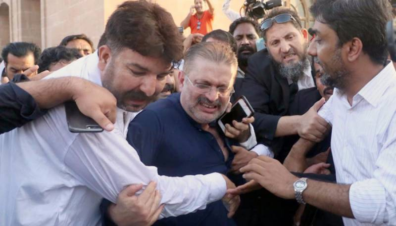 کرپشن کیس، شرجیل میمن کو آج عدالت میں پیش کیا جائے گا