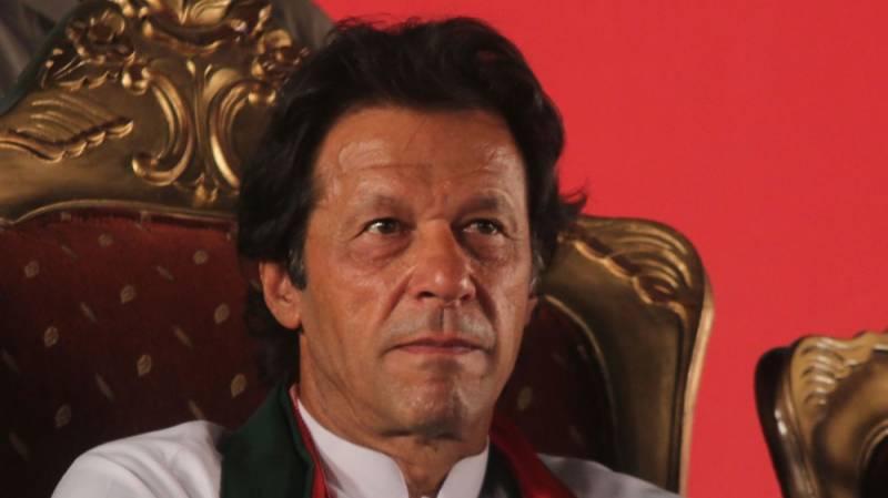 سندھ کے لوگوں کا پیسہ سندھ پر خرچ نہیں ہو رہا، عمران خان