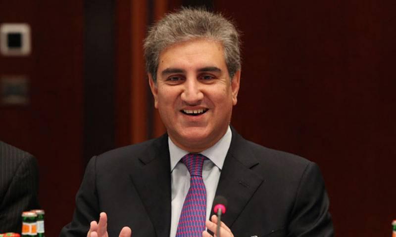 سینیٹ میں نواز شریف کے پارٹی صدر بننے کے حوالے سے بل مسترد ہونا احسن اقدام ہے، شاہ محمود قریشی