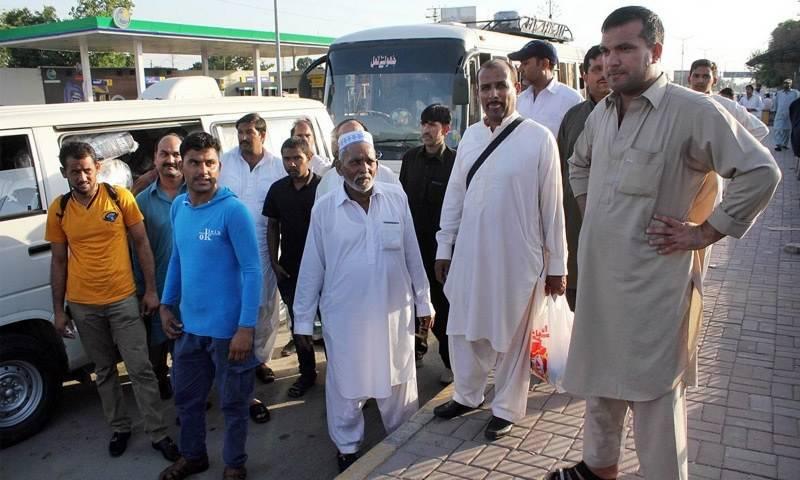 عمرے اور سعودی عرب میں غیر قانونی قیام میں پاکستانی اول