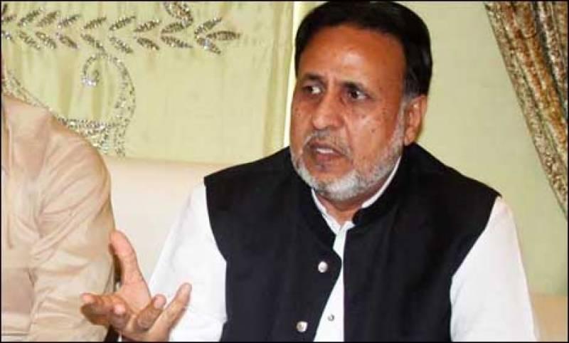 پاکستان امریکی ریاست نہیں کہ ریکس ٹیلرسن بھارت جاتے جاتے ڈو مور کا مطالبہ کرجائیں: میاں محمودالرشید