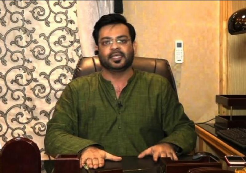 ڈاکٹر عامر لیاقت تحریک انصاف میں شامل ہو نے کے حوالے سے آج اہم پریس کانفرنس کریں گے
