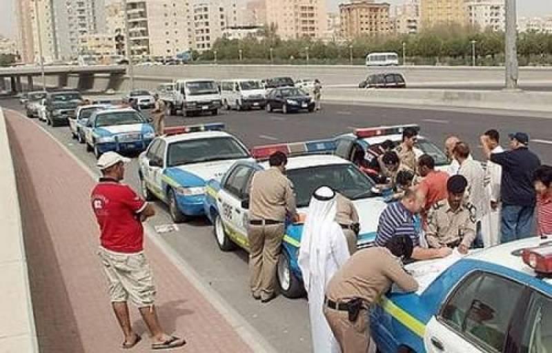 کویت میں ٹریفک قوانین کی خلاف ورزی پرگاڑی ضبط کی جائے گی