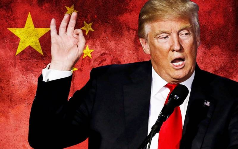 ٹرمپ آئندہ ماہ چین کا دورہ کریں گے
