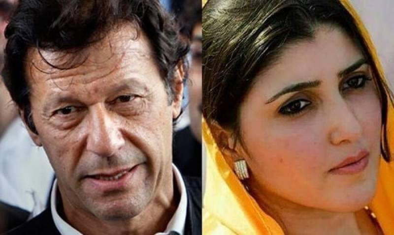 وزیر اعلیٰ کے پی کے عائشہ گلالئی کے منشیات کے الزامات کی تحقیقات کرائیں : رانا ثناء اللہ