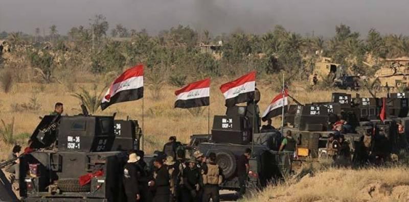 عراقی فوج کا داعش کیخلاف حتمی کارروائی کا اعلان