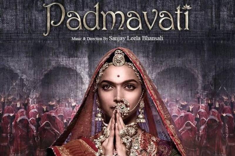 اگر فلم پدماوتی ریلیز ہوئی تو بہت فسادا ت ہونگے: وزیر اعلی گجرات