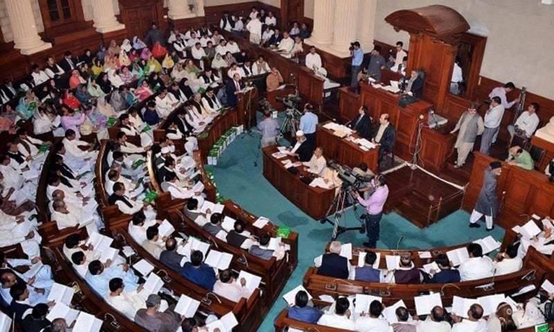 پنجاب اسمبلی میں روزانہ جاتی امراءپھل بھیجنے والے جوس کارنر کا تذکرہ