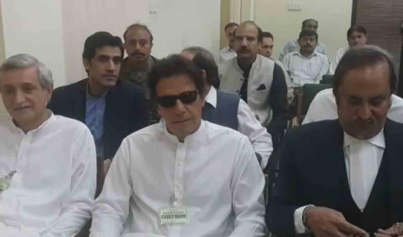الیکشن کمیشن پر تنقید کسی کو نیچا دکھانے کیلئے نہیں کی تھی : عمران خان