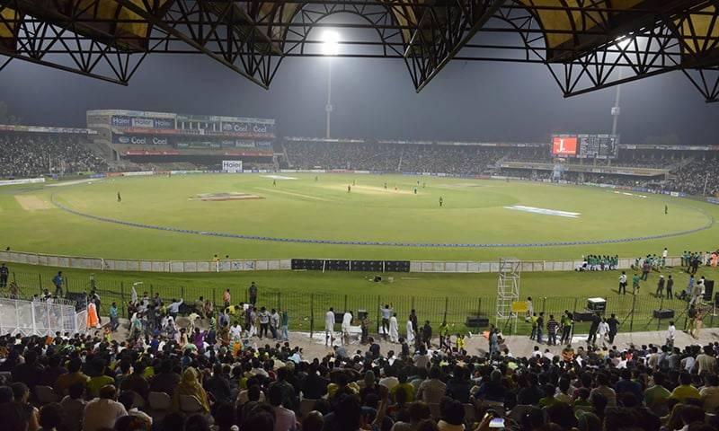 لاہور میں پاک سری لنکا ٹی 20 میچ کا شیڈول پھر تبدیل